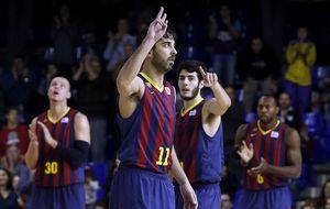 Navarro guía al Barcelona el díaque alcanza su triple número 1.000