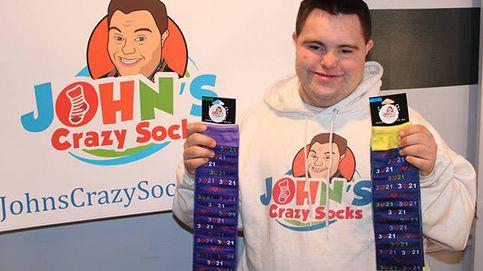 El chico con síndrome de Down que ha montado una empresa millonaria