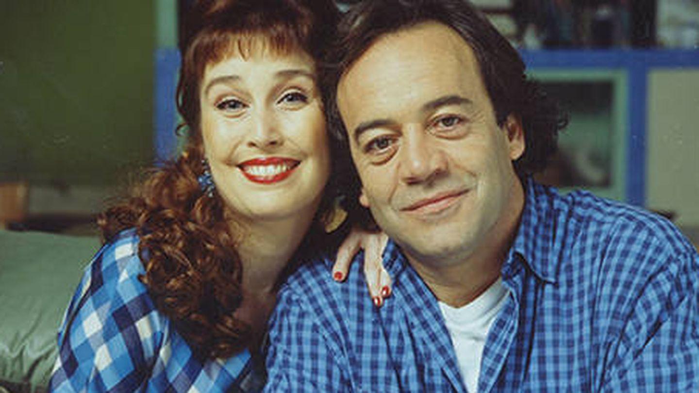 'Pepa y Pepe' estuvieron interpretados por Verónica Forqué y Tito Valverde.