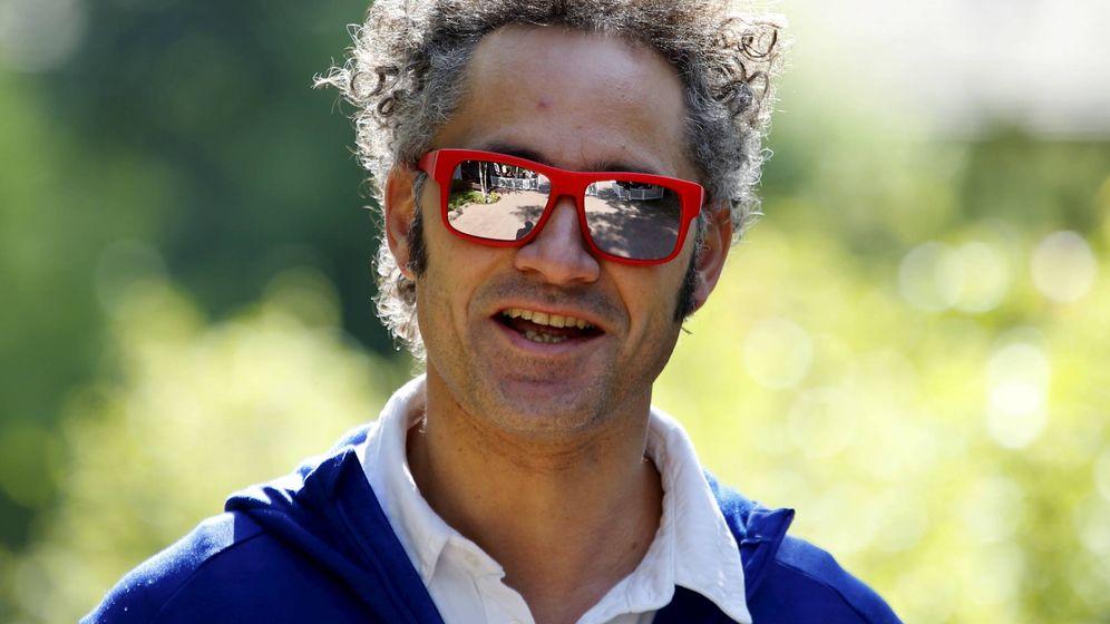 Foto: El fundador y actual CEO de la compañía, Alex Karp. (Reuters/Mike Blake)