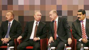 El nuevo manual del autócrata exitoso, de la Rusia de Putin a la Arabia Saudí de hoy