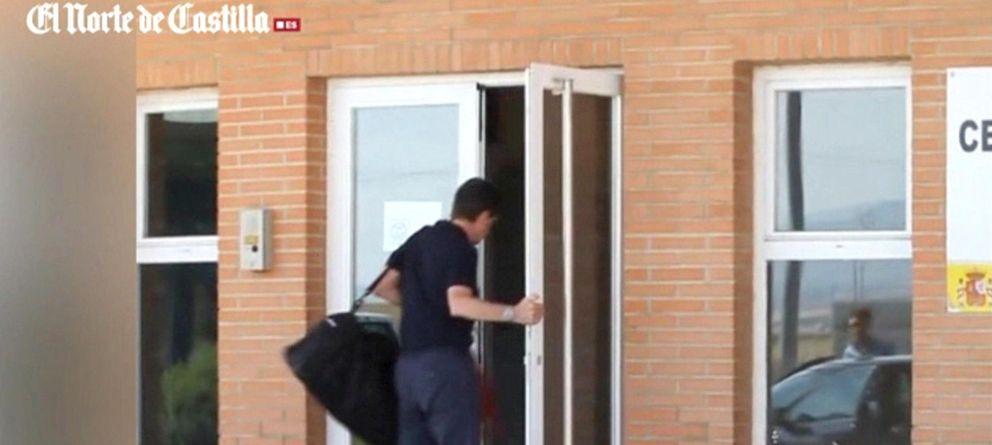 Foto: El expresidente del Gobierno balear Jaume Matas ingresa en la cárcel de Segovia. (EFE)