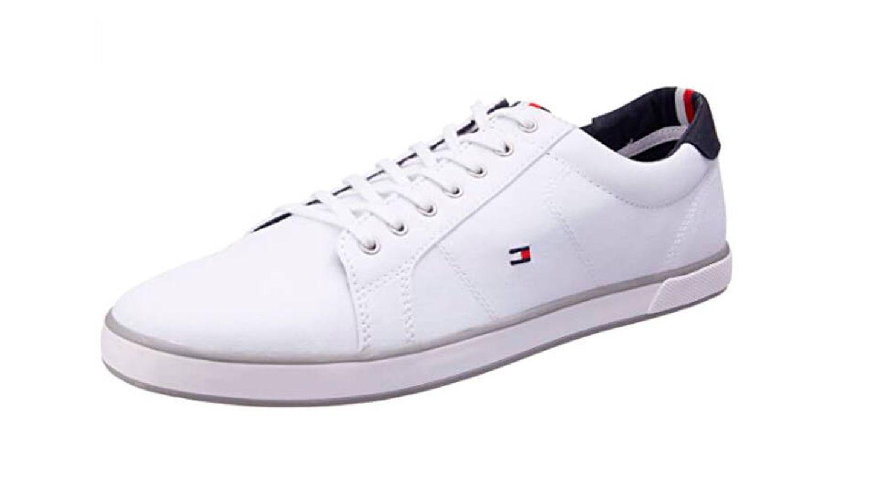 Zapatillas blancas para hombre de Tommy Hilfiger