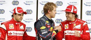 Alonso saldrá segundo en Canadá, por detrás del irreductible Vettel