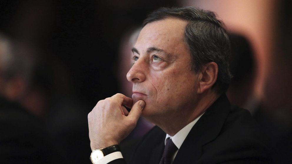 El reto de Draghi: cómo lograr que la banca mueva los 550.000 millones que le sobran