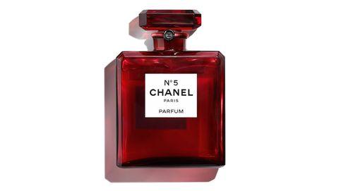 Chanel Nº 5, en Navidad, al rojo vivo