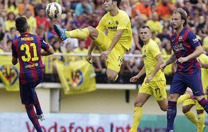 El Villarreal regresa a Europa  frente al 'intocable' Gladbach