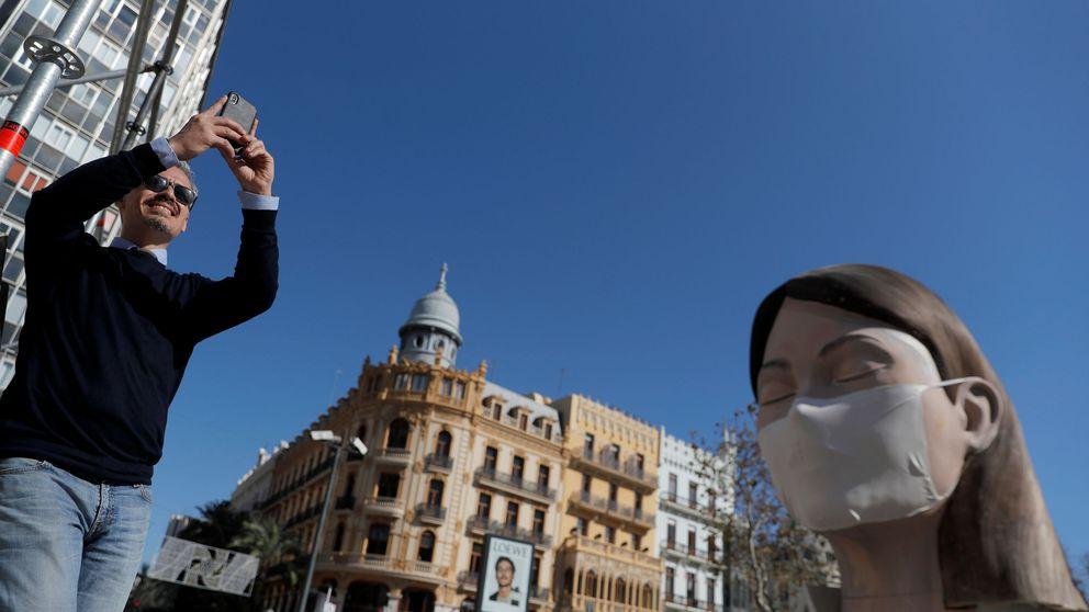 Valencia propone celebrar las Fallas entre el 15 y el 19 de julio