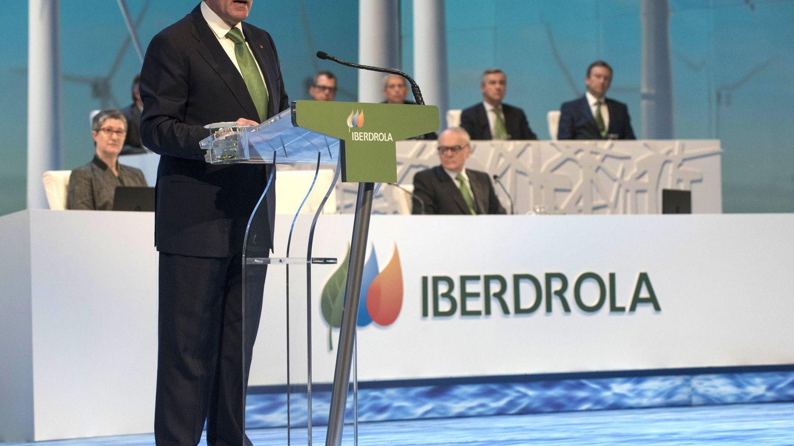 Foto: Ignacio Sánchez Galán, presidente de Iberdrola (Efe)