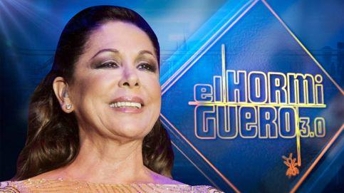 Al descubierto los detalles de la primera entrevista a Isabel Pantoja en 'El hormiguero'