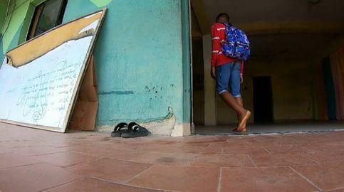 El niño nigeriano que se hizo viral bailando bajo la lluvia estudiará en Nueva York