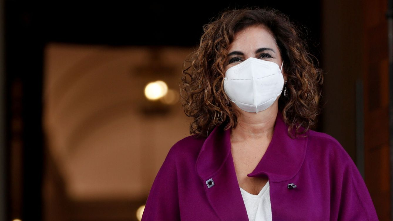 Foto: La ministra María Jesús Montero. (Reuters)