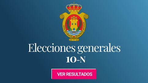 Elecciones generales 2019 en Algeciras: estos son los resultados