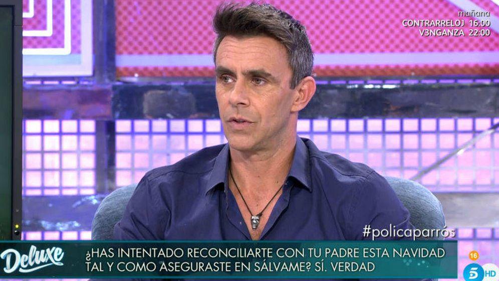 Foto: Alonso Caparrós en 'Sábado Deluxe'.