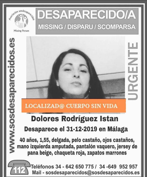 Foto: Imagen: SOS Desaparecidos