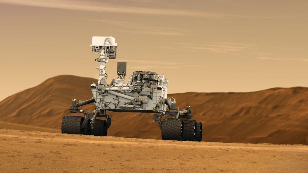 La NASA detecta misteriosos picos de metano en Marte