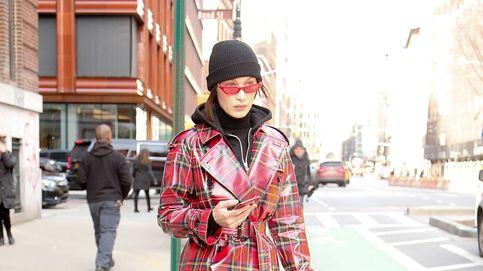 El street style de Bella Hadid durante la pasarela de Nueva York te dejará sin palabras