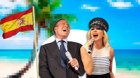 ¿Se puede amar a España desde Miami? El show de Marta Sánchez y Julio Iglesias