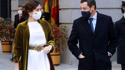 Moreno y Ayuso: dos marcas, dos mayorías y un partido