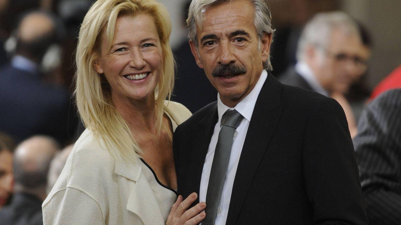 Ana Duato e Imanol Arias. (Getty)