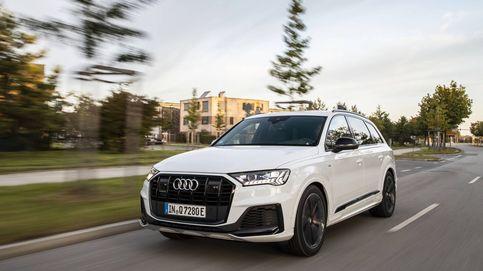 El Audi más grande ahora es 'ecológico': así es el Q7 Híbrido enchufable