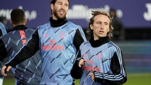 Zidane exige la continuidad de Ramos, Modric y Lucas: Que se arregle cuanto antes