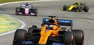 Post de Cómo McLaren ha metido a Carlos Sainz en un lugar especial de su historia