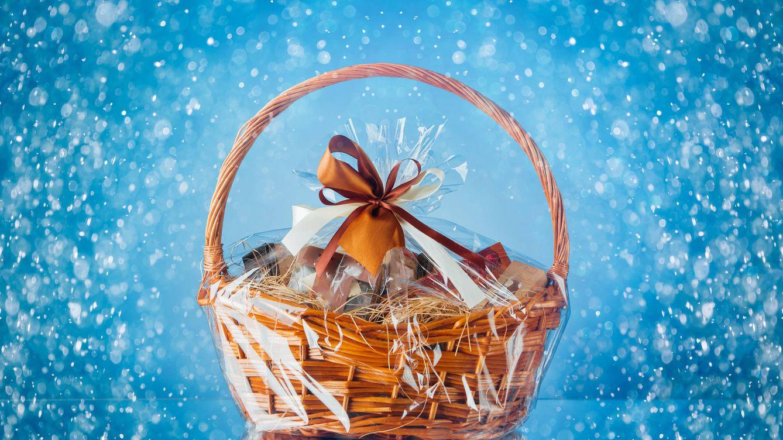 El origen histórico de las cestas de Navidad