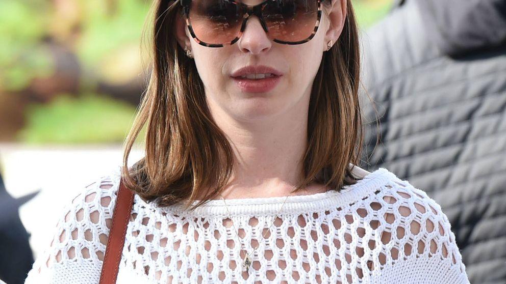 La foto que Anne Hathaway se arrepiente de haber subido a Instagram