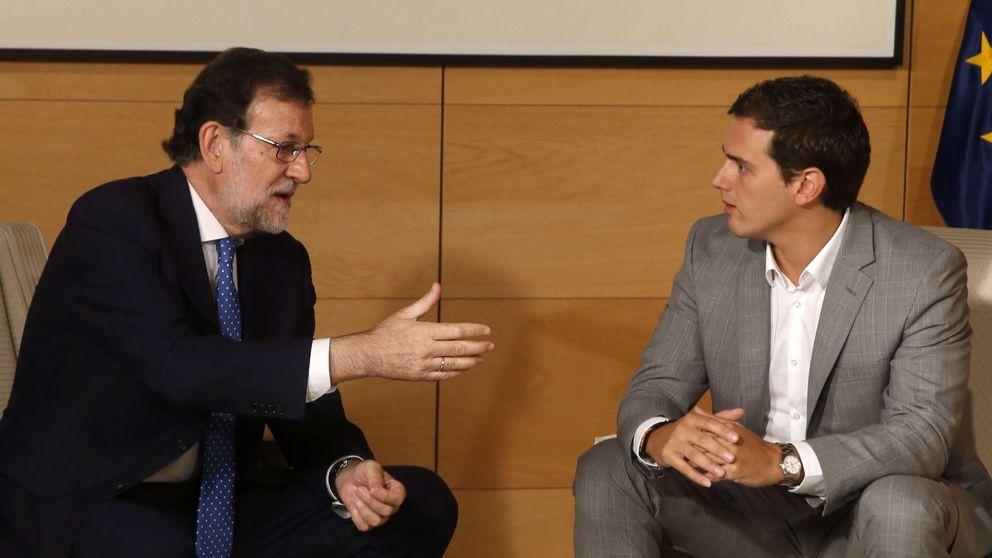 El PP ofrece ministerios a Ciudadanos a cambio de un pacto de legislatura