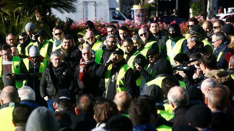 El taxi se divide en Barcelona y deja la protesta sumida en la incertidumbre