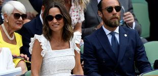 Post de Pippa Middleton saca a pasear un vestido básico de Zara y el resultado nos encanta
