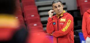 Post de El hastío de Sergio Scariolo: por qué se piensa el brindis final con el basket español