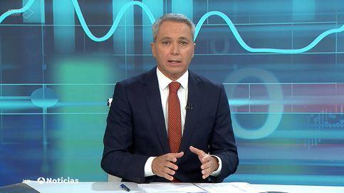 El minuto de Vicente Vallés en 'Antena 3 noticias' del que todo el mundo habla