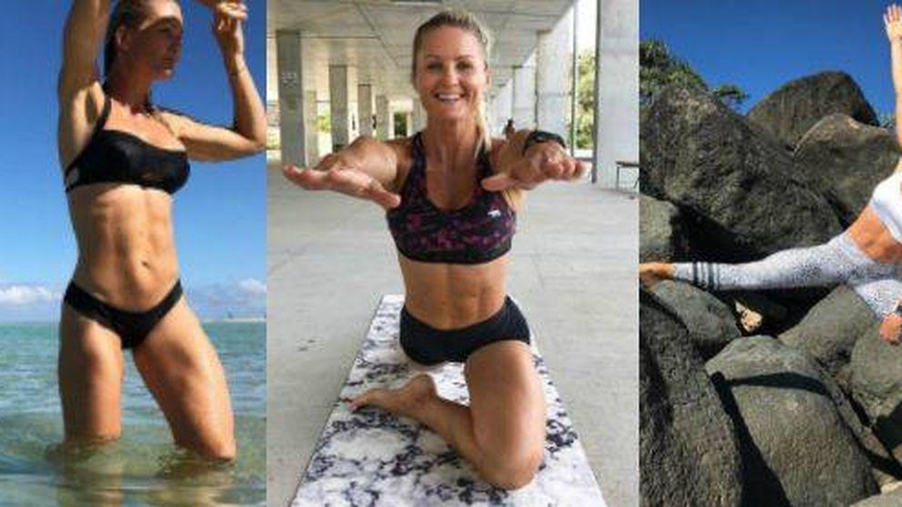 La gurú del 'fitness' revela cómo lucir cuerpazo a los 40