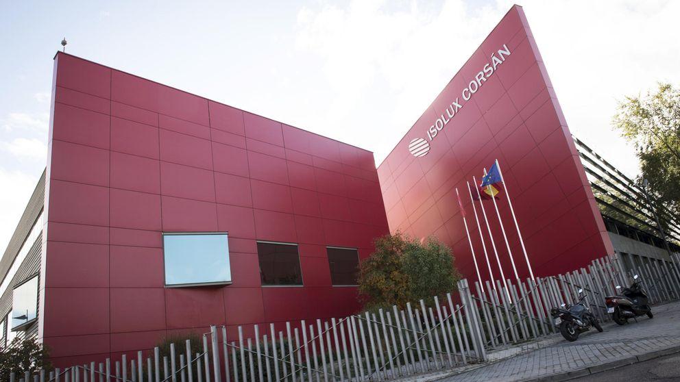 Dimisión a las bravas del CEO de Isolux procedente del Banco Santander