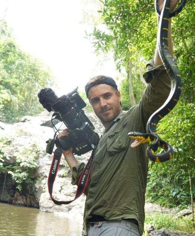 Foto: Mikel Ciganda, realizador de 'Wild Frank'. (Molinos de Papel)