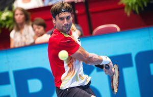 Ferrer-Murray, duelo en la final de Viena entre aspirantes al Masters