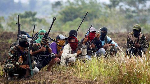 Soldados rojos de Dios: milicias cristianas contra islamistas en Filipinas