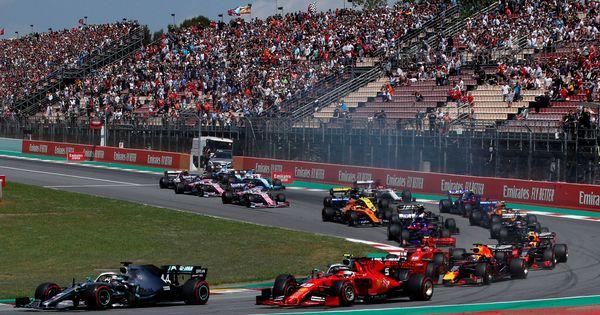 F1 Calendario 2020.Calendario F1 2020 Las 22 Carreras De La Formula 1 Horarios