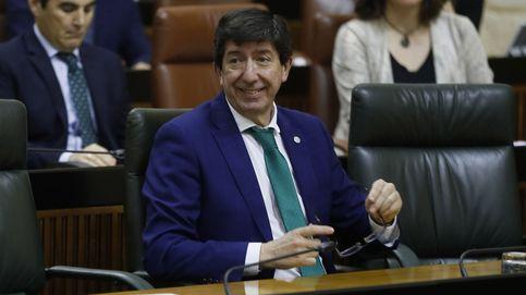 El Gobierno andaluz hace reformas: baile de competencias y ajustes en Ciudadanos