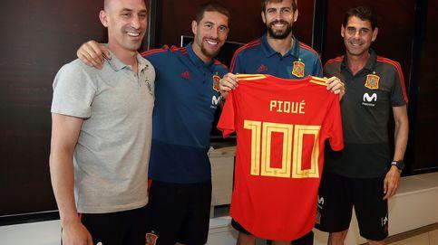 La difícil labor de convencer a Piqué para que siga en la Selección tras el Mundial