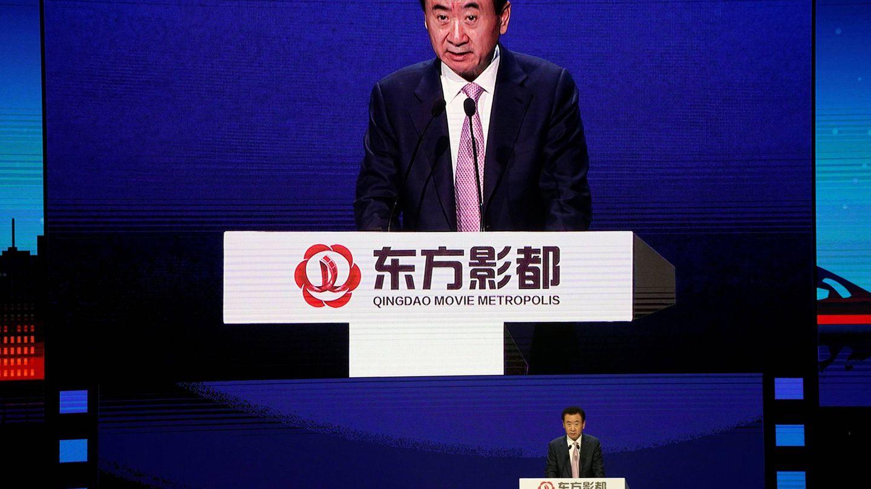 Wang Jianlin hizo su fortuna en el sector inmobiliario a través del Wanda Group. (Reuters/Aly Song)