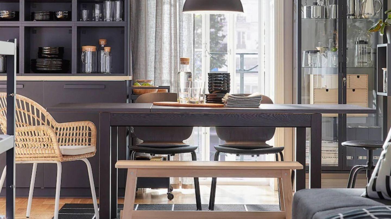 Ikea tiene las mejores ideas para tu comedor. (Cortesía)
