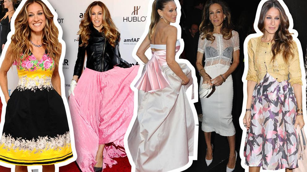 10 lecciones de estilo que hemos aprendido de Sarah Jessica Parker