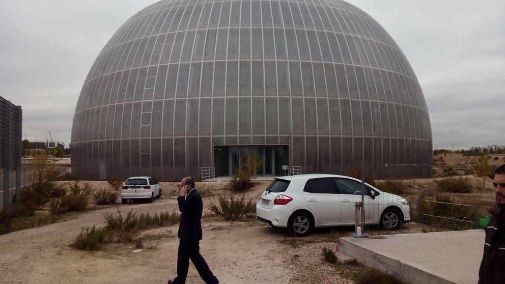 La oficina del Campus de la Justicia: 21.000 euros al mes pese a tener edificios vacíos