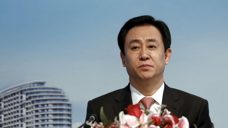 Hui Ka Yan, fundador del grupo Evergrande. (Reuters)