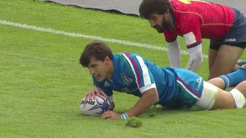 El avance de España en rugby: cómo perder dos de tres partidos y clasificarse a cuartos