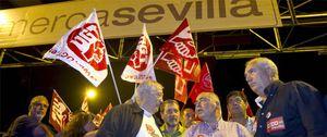 La Junta será embargada si en 48 horas no paga a un prejubilado legal de Mercasevilla