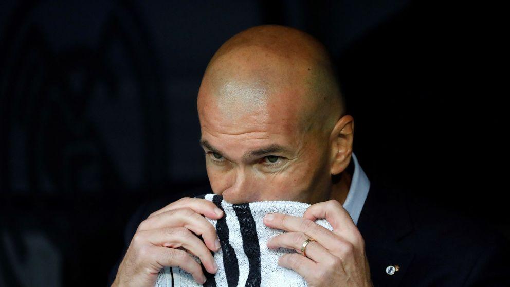 La crispación de Zidane en el Real Madrid (y no es porque Reguilón vaya con España)